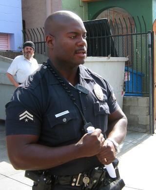 LAPD LASD Police Los Angeles P...